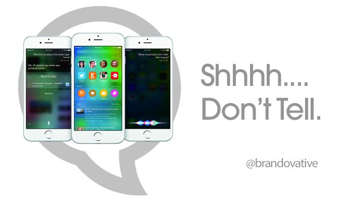 What Your iPhone Doesn't Tell Apple