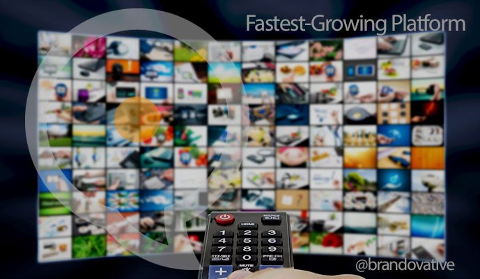 Connected TV Fastest-Growing Platform For YouTube